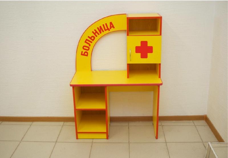 Детская мебель игровая для детского сада больница. - мебель .